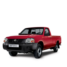 Nissan NP300 Pickup Single Cab 2.5 dCi