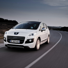 Peugeot 3008 THP Active Automatic