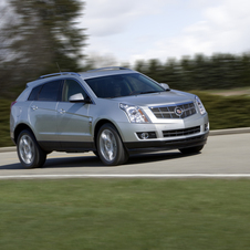 Cadillac SRX Premium Collection