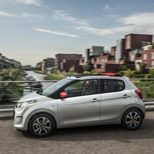 Citroën C1 1.2 Pure Tech CVM Feel