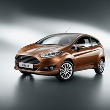 Ford Fiesta 1.0 Ti-VCT S/S Trend