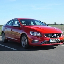 Volvo S60 1.6 T4 R-Design Summum