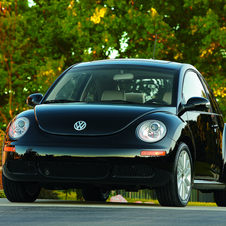 Volkswagen Beetle (modern) 2.5L Final Edition