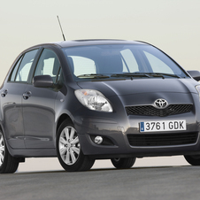 Toyota Yaris Liftback 5-Door AT
