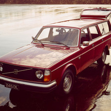 Volvo 245 DL Estate