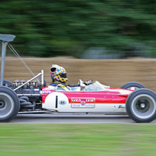 Lotus 49B Cosworth