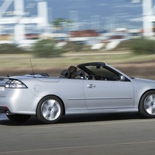 Saab 9-3 2.0T Convertible Automatic
