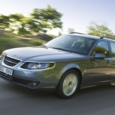 Saab 9-5 SportWagon Griffin 2.3 Turbo Auto