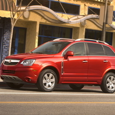 Saturn Vue FWD V6 XR