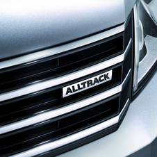 Volkswagen Reveals Passat Alltrak that Lifts Passat Wagon