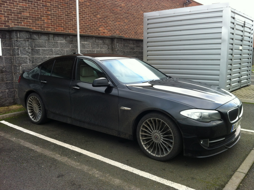 The Opinion: Alpina D5 Bi-Turbo - The Right Tool For The Job :: News ...