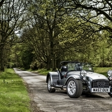 Caterham 7 Classic 1.4 K-Series 5spd SV