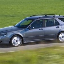 Saab 9-5 SportWagon Griffin 2.3 Turbo