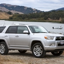 Toyota 4 Runner Limited 4X2