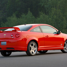 Chevrolet Cobalt Coupé SS Supercharged