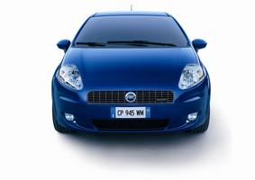 Fiat Grande Punto 1.3 Multijet 16v Red Bull Blue Elements