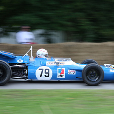 Matra MS80 Cosworth