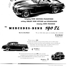 Mercedes-Benz 190 Gen.1