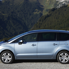 Peugeot 5008 THP Active
