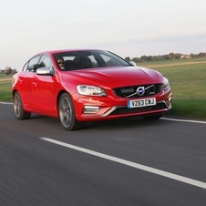 Volvo S60 1.6 T4 R-Design Summum Powershift