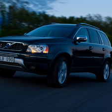 Volvo XC90 D5 200hp Executive Geartronic