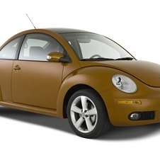 Volkswagen Beetle (modern) 2.5L Red Rock Edition