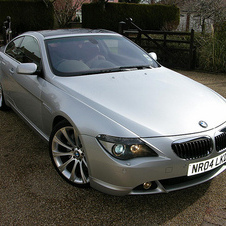 BMW 645Ci Automatic