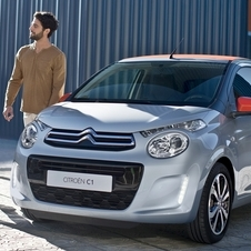 Citroën C1 1.2 Pure Tech CVM Shine
