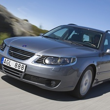 Saab 9-5 SportWagon Griffin 2.0 Turbo Auto