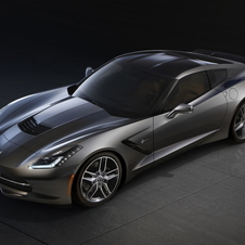 The Corvette Convertible will be revealed in Geneva