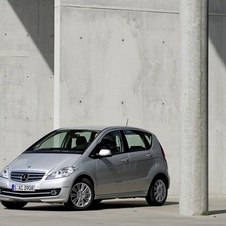 Mercedes-Benz A 160 BlueEfficiency (FL)