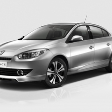 Renault Building Special Edition Fluence 'Black Edition'