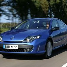 Renault Laguna TCe 170 GT Automatic