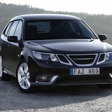Saab 9-3 Sport Hatch 1.8t Vector Auto