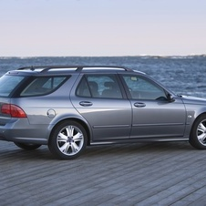 Saab 9-5 SportWagon Griffin 2.0 Turbo