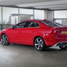 Volvo S60 D2 R-Design Summum
