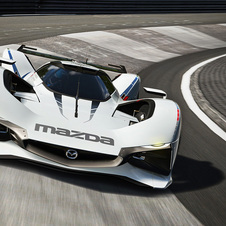 The LM55 Vision Gran Turismo is a collaboration between Polyphony Digital Inc