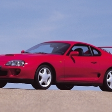The new car is meant to be a spiritual successor to the Supra