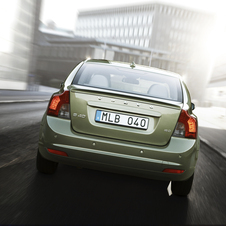 Volvo S40 1.6D DRIVe