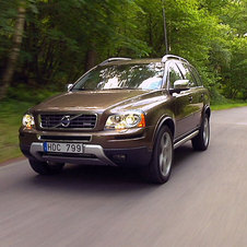 Volvo XC90 3.2 Momentum AWD Geartronic