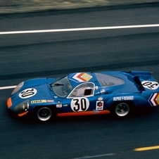 Alpine has not been at Le Mans since 1978