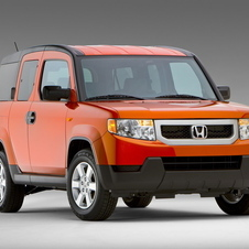 Honda Element EX 2WD 5-Spd AT