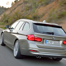 BMW 330i xDrive Touring