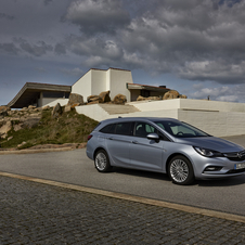 Opel Astra Sports Tourer 1.0 Turbo Edition