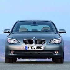 BMW 525i xDrive Auto Executive (E60)