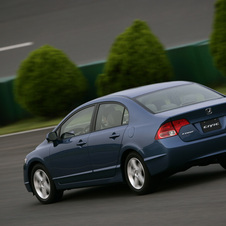Honda Civic 1.8 ES (09)