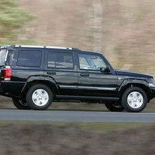 Jeep Commander Limited 4X2