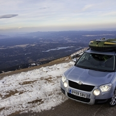 Skoda Yeti Crossover 2.0 TDI CR SE Plus 2WD