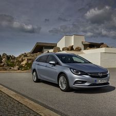 Opel Astra Sports Tourer 1.0 Turbo Innovation