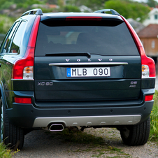Volvo XC90 D5 200hp Momentum Geartronic